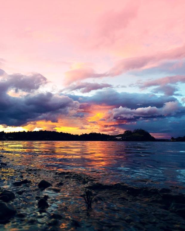 Nanaimo sunsets though